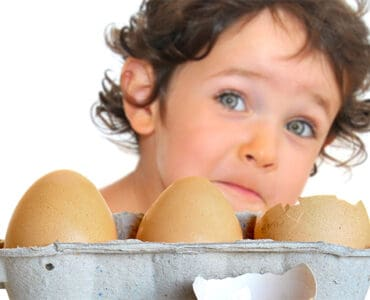 Best Way to Introduce Eggs to Baby