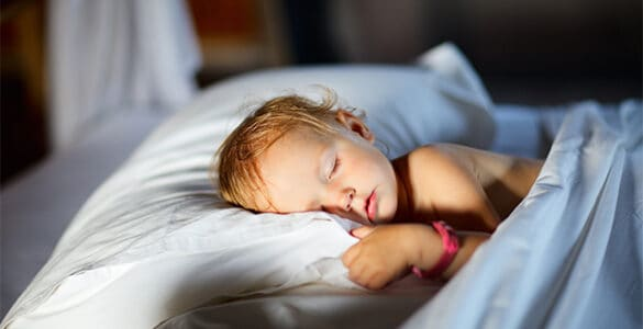 How to Deal With Babies With Jet Lag